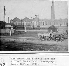 Brush Works, Loughborough  © Leicestershire County Council