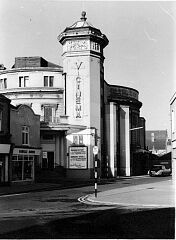 Victory Cinema, Biggin Street, Loughborough  © Leicestershire County Council