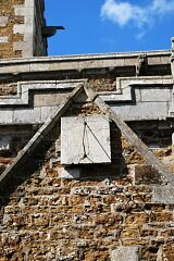 Sundial, St Peter's Church, Tilton on the Hill  © Leicestershire County Council