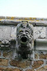 Gargoyle, St Peter's Church, Tilton on the Hill  © Leicestershire County Council