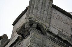 Medieval grotesque, St Andrew's Church, Countesthorpe  © Leicestershire County Council