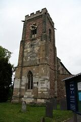 Church tower, All Saints Church, Seagrave  © Leicestershire County Council