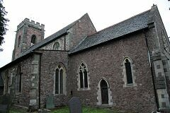 South elevation, All Saints Church, Seagrave  © Leicestershire County Council