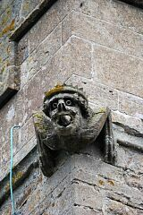 Gargoyle, All Saints Church, Theddingworth  © Leicestershire County Council
