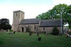 North elevation, All Saints Church, Thurcaston  © Leicestershire County Council