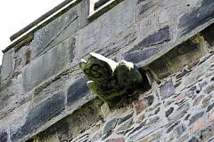 Gargoyle, All Saints Church, Thurcaston  © Leicestershire County Council