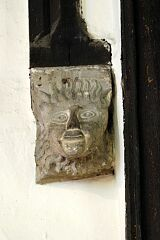 Carved corbel, All Saints Church, Thurcaston  © Leicestershire County Council