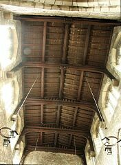 Church roof  © Leicestershire County Council