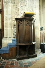 Pulpit  © Leicestershire County Council
