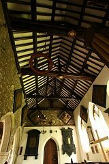 South aisle roof  © Leicestershire County Council