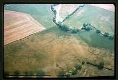 Bronze Age barrow cemetery SE of Elms Farm  © Leicestershire County Council