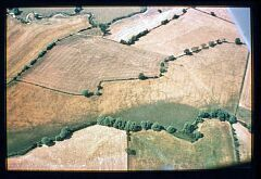 Bronze Age Barrow cemetery south-east of Elms Farm  © LCC