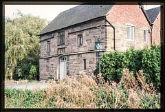 Moat House, Appleby Magna  © Leicestershire County Council