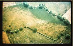 Bronze Age cemetery SE of Elms Farm  © LCC