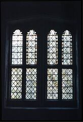 Late C15-C16 stained glass  © Leicestershire County Council