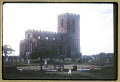 Church of St. Mary & St Hardulph, Breedon (c. late 1980's)  © Leicestershire County Council