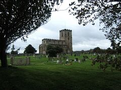 Church of St Mary & St Hardulph Breedon Hill  © Leicestershire County Council