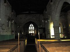 Interior of the Church of St. Michael, Diseworth  © Leicestershire County Council