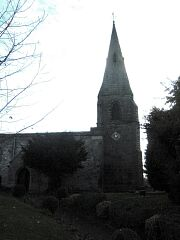 Church of St Michael Clements Gate Diseworth  © Leicestershire County Council