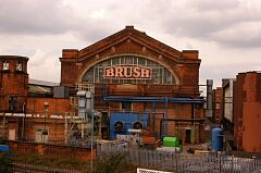 Brush Works, Loughborough  © Dan Windwood