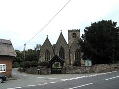 Church of All Saints Long Whatton  © Leicestershire County Council